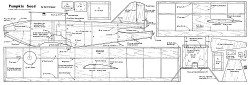 Pumpkin Seed RCME model airplane plan
