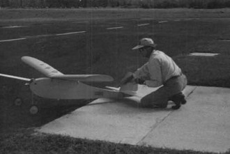 RC Guff model airplane plan