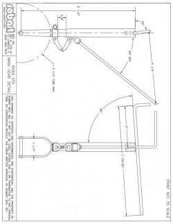 RYN model airplane plan