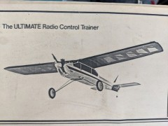 Freedom Fly model airplane plan