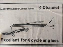 Sport Fly model airplane plan