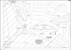 Rickard model airplane plan