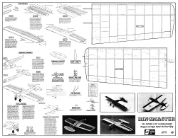 RingMaster S-1A Sterling model airplane plan