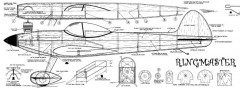 Ringmaster model airplane plan