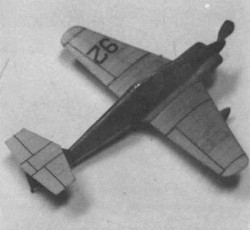 Rivets model airplane plan