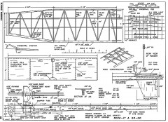 Rocket A Go Go-FM-07-66 model airplane plan