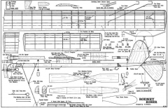 Rodney-Riser model airplane plan