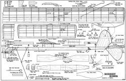 Rodney Riser model airplane plan