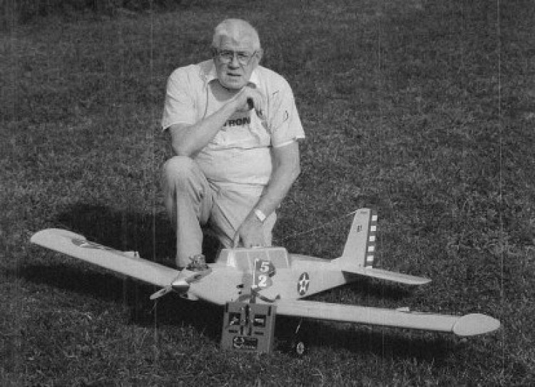 Rookie model airplane plan