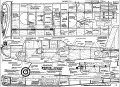 Rookie RC model airplane plan