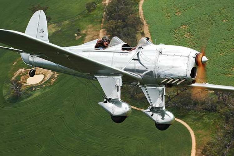 1936 Ryan STA model airplane plan