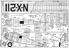 Ryan NYP-FM-01-66 model airplane plan