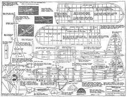 Ryan ST Tomasco model airplane plan