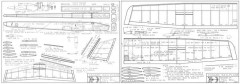 SC-3-FM 01-91 model airplane plan