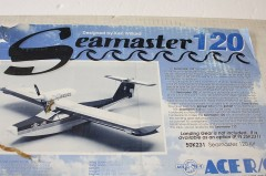 Sea Master 120 model airplane plan