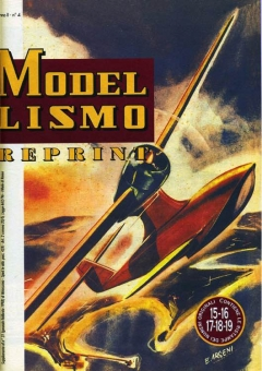 S.V. 18  Bleu Bird model airplane plan