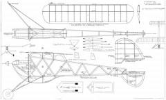 Saludos model airplane plan