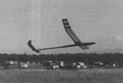 Santa Maria 10 model airplane plan