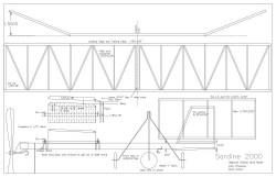 Sardine model airplane plan