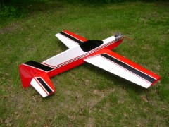 Morris Hobbies Balsanova 120 model airplane plan