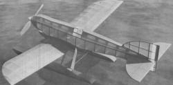 Schniedair model airplane plan