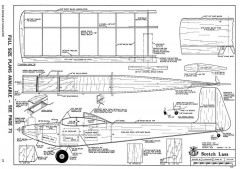 Scotch Lass-RCM-05-70 model airplane plan