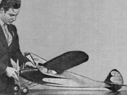Scrappy model airplane plan