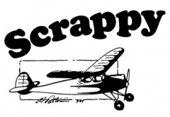 Scrappy model airplane plan