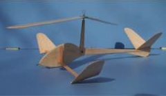 Seebreeze II model airplane plan
