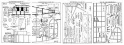 Senior Pacemaker model airplane plan