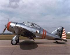 Seversky P35 model airplane plan