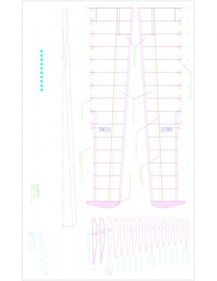 Sheet 02 Model 1 model airplane plan