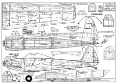 Shiner model airplane plan