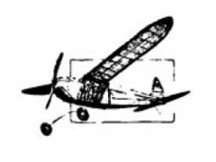 Shrimpo S3 Pee Wee model airplane plan
