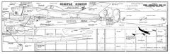 Simple Simon model airplane plan