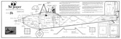Sir Jasper model airplane plan