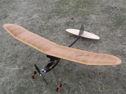 Skipper model airplane plan