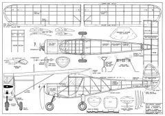 Skyfarer Stahl model airplane plan