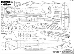 Slicker Mite model airplane plan