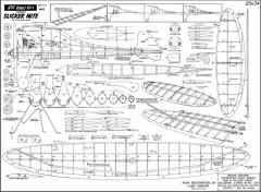 Slicker Mite model airplane plan
