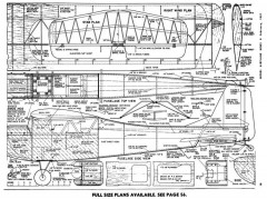 Smog Hog-MAN-02-57 model airplane plan