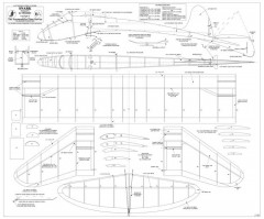 Snark model airplane plan