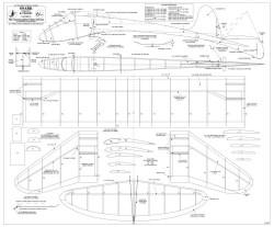 Snark model airplane plan