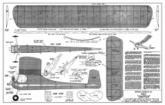 Sniffer model airplane plan
