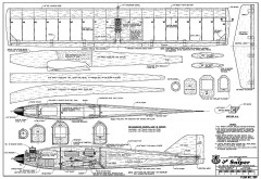Sniper-RCM-984 model airplane plan