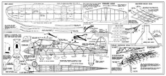 Snootie model airplane plan