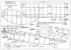 Snooty Mk2 model airplane plan