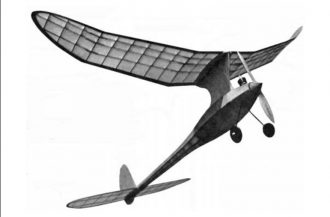 Snuffy 6th model airplane plan