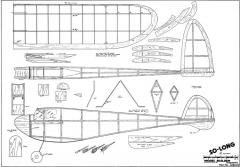 So Long-MB-12-84 model airplane plan
