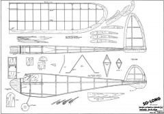 So Long-MB-12-84 model airplane plan